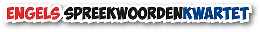 Engels spreekwoordenkwartet Logo